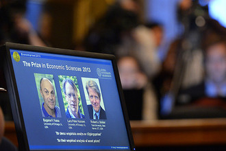 Нобелевская премия по экономике присуждена за эмпирический анализ цен на активы