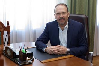 Министр строительства и ЖКХ России Михаил Мень