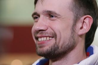 Александр Третьяков выиграл этап Кубка мира по скелетону