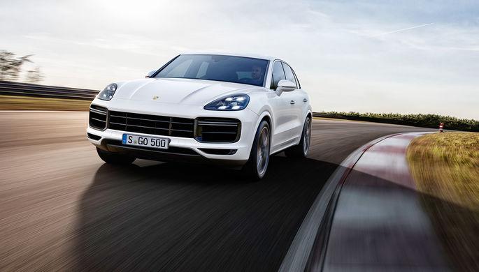 Новый Porsche Cayenne: мастер спорта по бездорожью