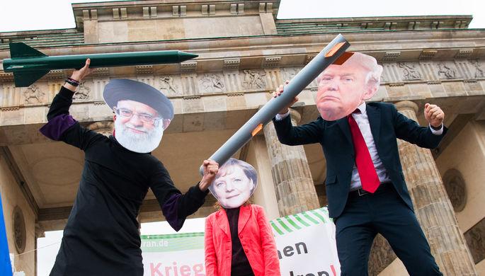 Сделка или санкции: чем Европа пригрозила Ирану