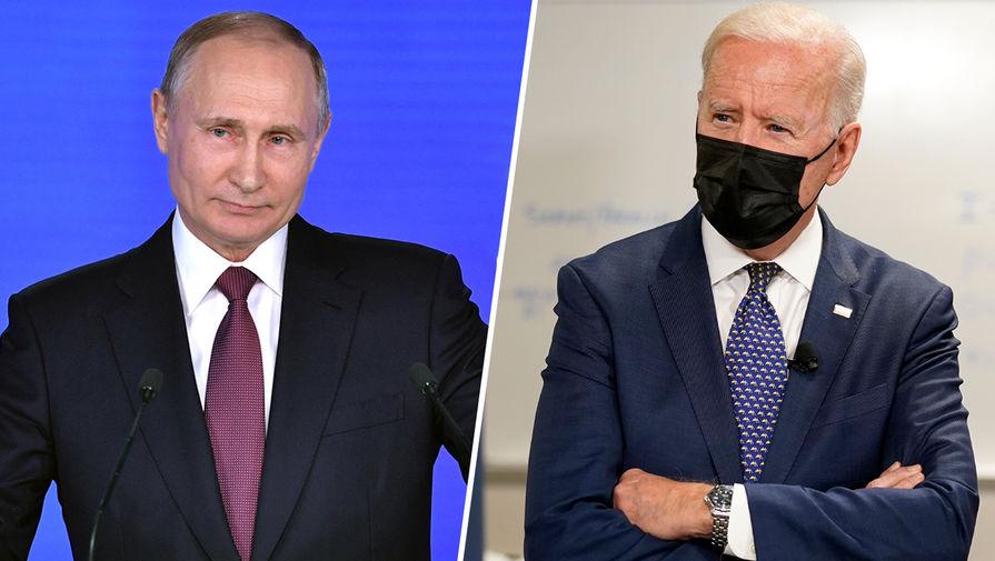 Байден заявил, что всегда готов к встрече с Путиным
