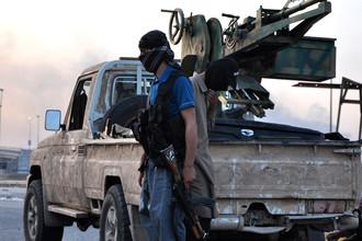 Боевики ИГ в Мосуле (Ирак)