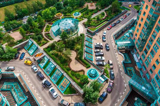 Жилой комплекс «Золотые ключи – 2» в Москве