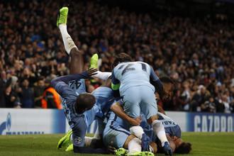«Манчестер Сити» одержал феноменальную победу над «Монако»