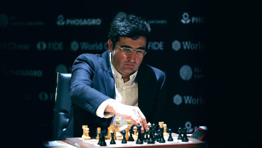 Крамник стал единственным, кто выиграл в 10 туре турнира претендентов