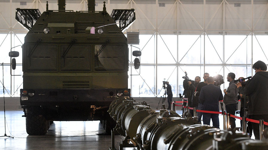 В Совфеде ответили на предложение Германии убрать ракету 9М729 за Урал