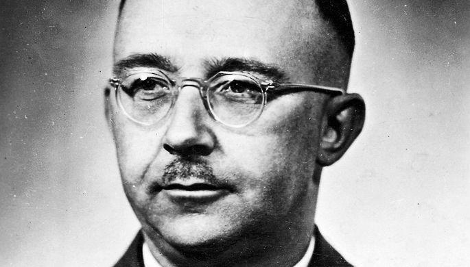 Генрих Гиммлер, 1944 год