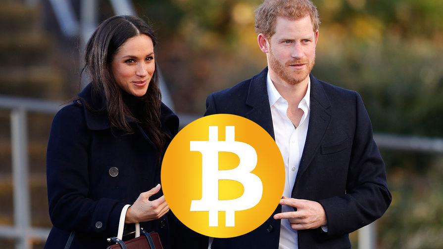 Кибермошенники используют принца Гарри в схеме с биткоинами