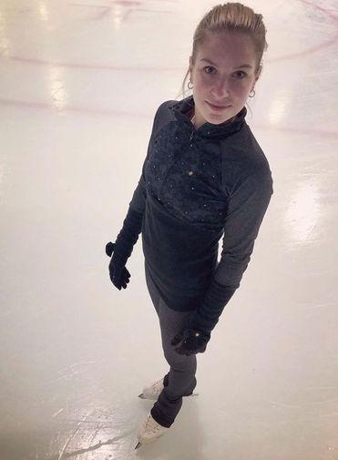 Екатерина Александровская, 2018 год