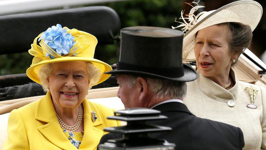 Дочери королевы Великобритании принцессе Анне исполнилось 70 лет