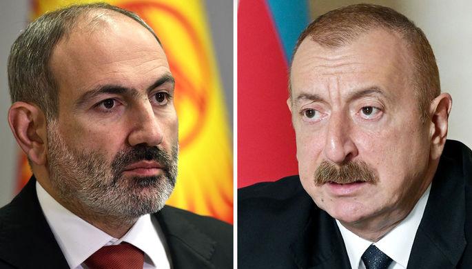 Переговоры по Карабаху: Пашинян и Алиев готовы приехать в Москву