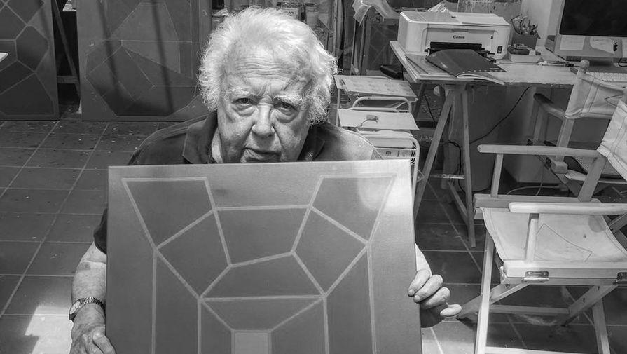 Умер 94-летний художник Акилле Перилли