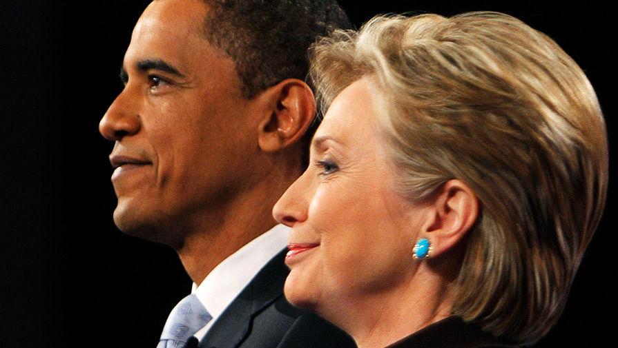 На Бродвее поставят пьесу о противостоянии Клинтон и Обамы