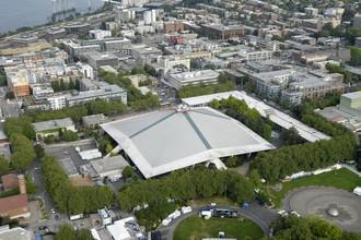 Стадион «Ки-Арена» в Сиэтле