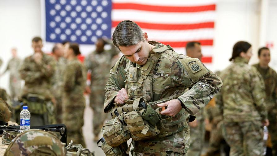 СМИ: США выведут войска из Ирака до конца 2021 года