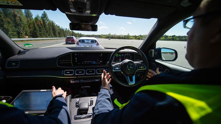 Эксперты оценили легализацию езды на самоуправляемых автомобилях в Британии