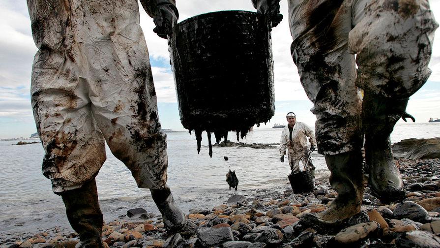 Добыча нефти в России в марте сократилась почти на 280 тысяч баррелей в сутки