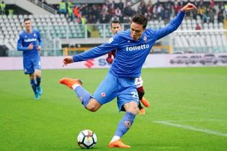 Футболист «Фиорентины» Федерико Кьеза
