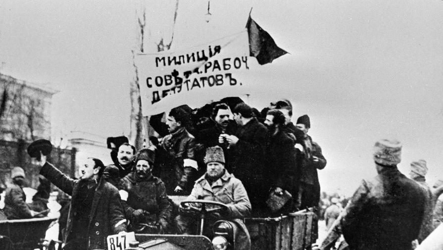 Россия 24 показала 13-ю серию фильма митрополита Тихона о февральской революции