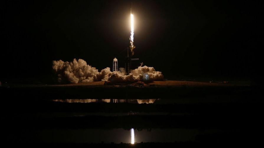 Опубликовано видео стыковки «Союза» с МКС снятое с Земли