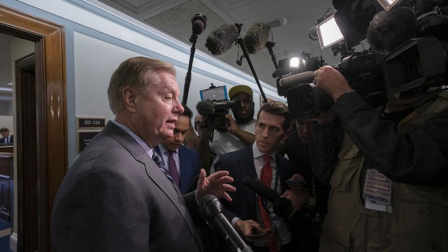 Сенатор-республиканец назвал импичмент Трампу политической местью