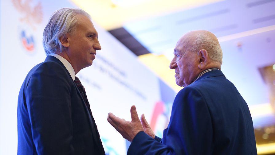 Президент РФС Дюков: по событиям в Чертаново обратитесь в правоохранительные органы