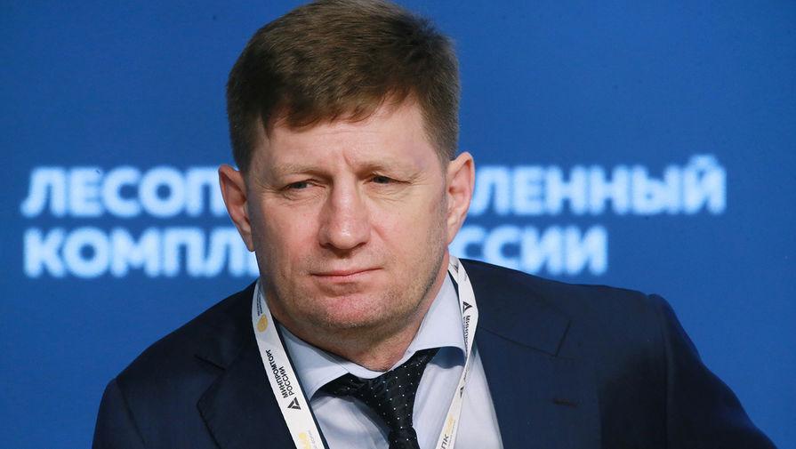 Задержанного Фургала пока не планируют исключать из ЛДПР