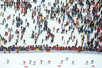Рупольдинг примет пятый этап Кубка мира по биатлону