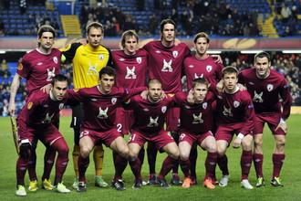 «Рубин» сыграет с сербской «Ягодиной» в Лиге Европы