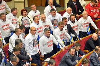 Верховная Рада отклонила законопроекты о лечении Юлии Тимошенко за границей