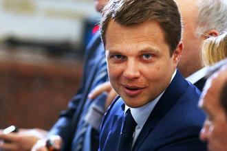 Максим Ликсутов развелся с женой