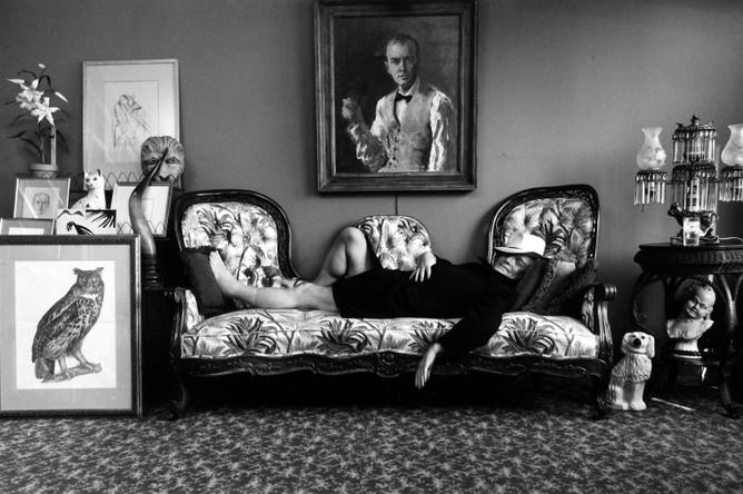 Труман Капоте, Нью-Йорк, 1977