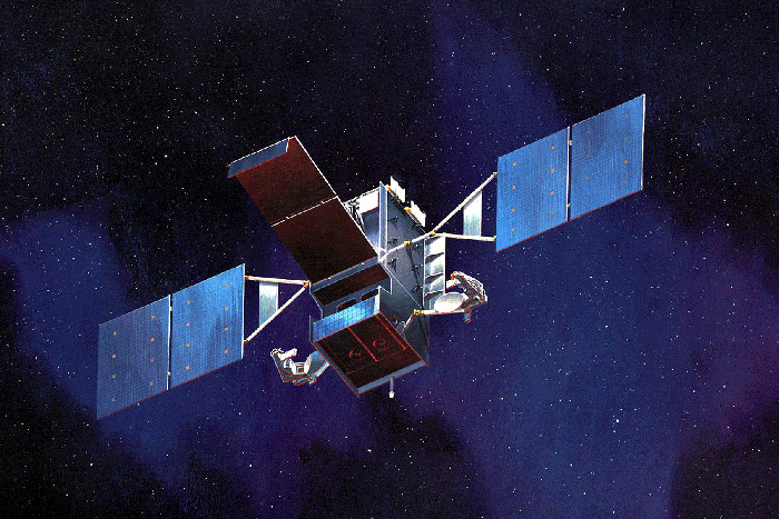 Спутник SBIRS (Space Based Infrared Systems)