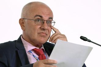 Заместитель председателя, член правления государственной корпорации «Банк развития и внешнеэкономической деятельности (Внешэкономбанк)» Сергей Васильев