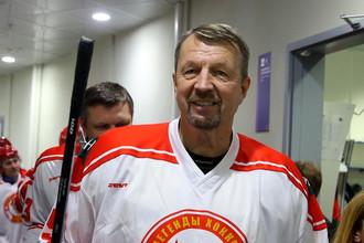 Многократный чемпион СССР по хоккею и спортивный комментатор Сергей Гимаев скончался на 63-м году жизни
