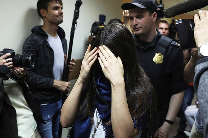 Мара Багдасарян в мировом судебном участке №353 Савеловского района