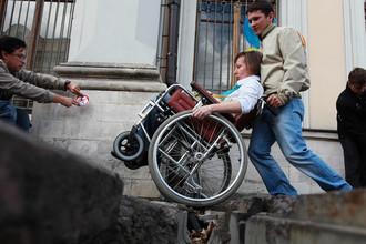 Штрафы и квоты: как фирмы спрячутся от инвалидов