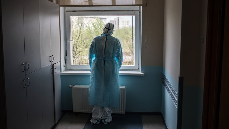В России медики проводят пикеты из-за надбавок по коронавирусу