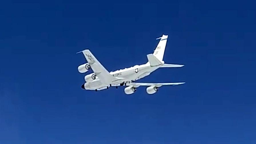 Границы не нарушены: Минобороны показало перехват самолета США