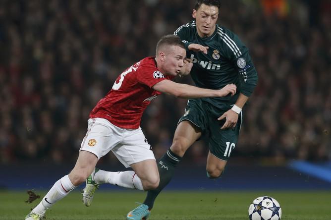 Месут Озил отметился пасом пяткой в голевой атаке в случае со вторым голом «Реала»