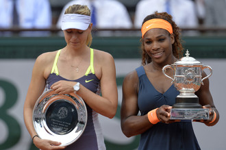 Мария Шарапова считает, что выход в финал «Ролан Гаррос» — тоже хороший результат