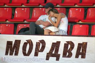 «Мордовия» не всегда радует своих болельщиков голами