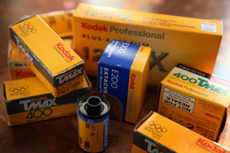Kodak возвращается с того света