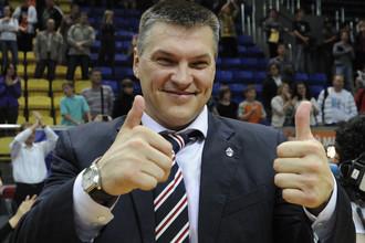 Евгений Пашутин, новый главный тренер сборной России