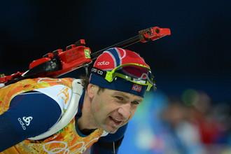 Восьмикратный олимпийский чемпион Уле Эйнар Бьорндален