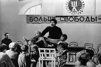 Кадр из фильма «Республика ШКИД»