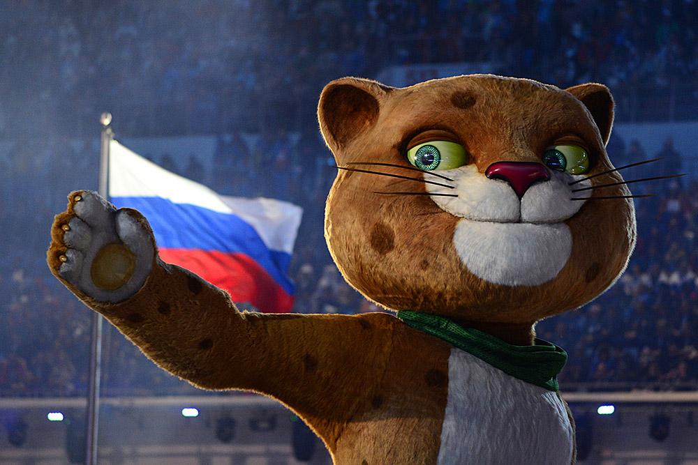 общество картинки олимпийский символ леопарда новые