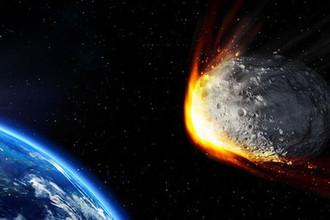 Километр в поперечнике: к Земле летит крупный астероид