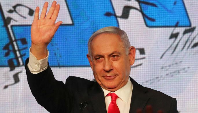Премьер-министра Израиля Биньямин Нетаньяху